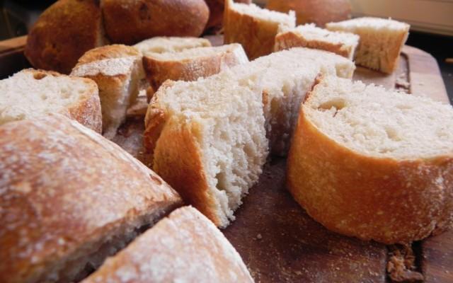 Haciendo pan con Javier Marca