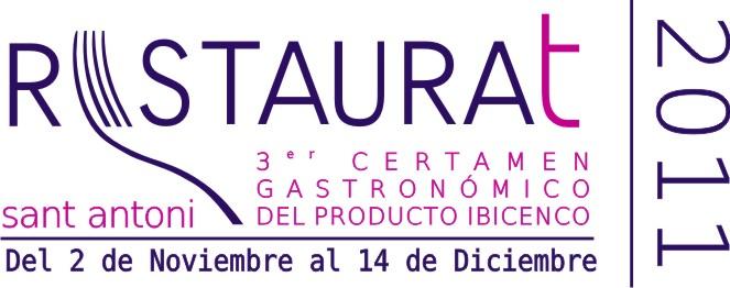 Restaurat - evento gastronómico de la comida Ibicenca