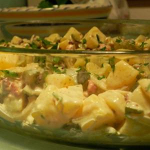 Kartoffeln Salat